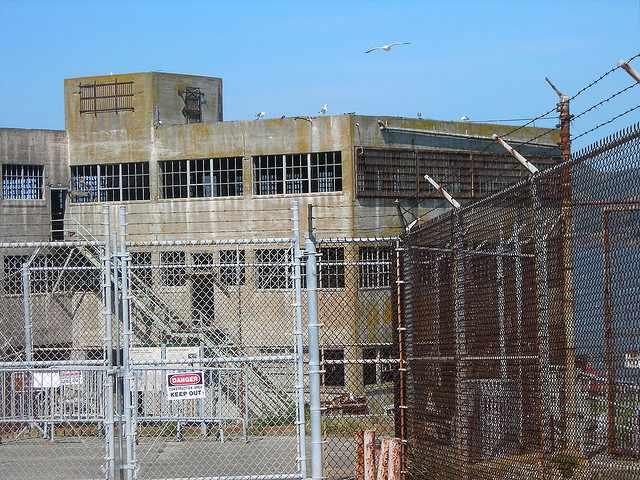 زندان آلکاتراز | سانفرانسیسکو