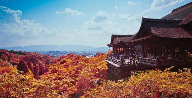 معبد-کیو-میزو-درا-کیوتو