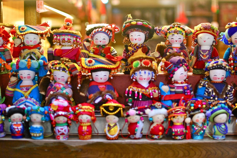 سوغات چین - صنایع دستی