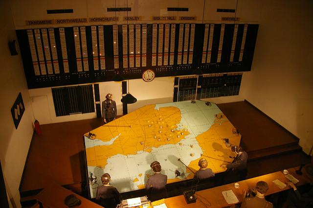 «موزهی نیروی هوایی سلطنتی» (The Royal Air Force Museum)