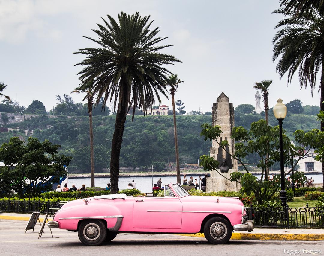 ماشین های رنگارنگ/کوبا