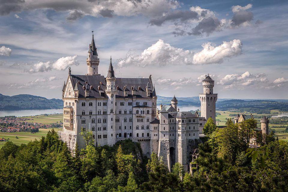 مکان رمانتیک و ارزان در آلمان  