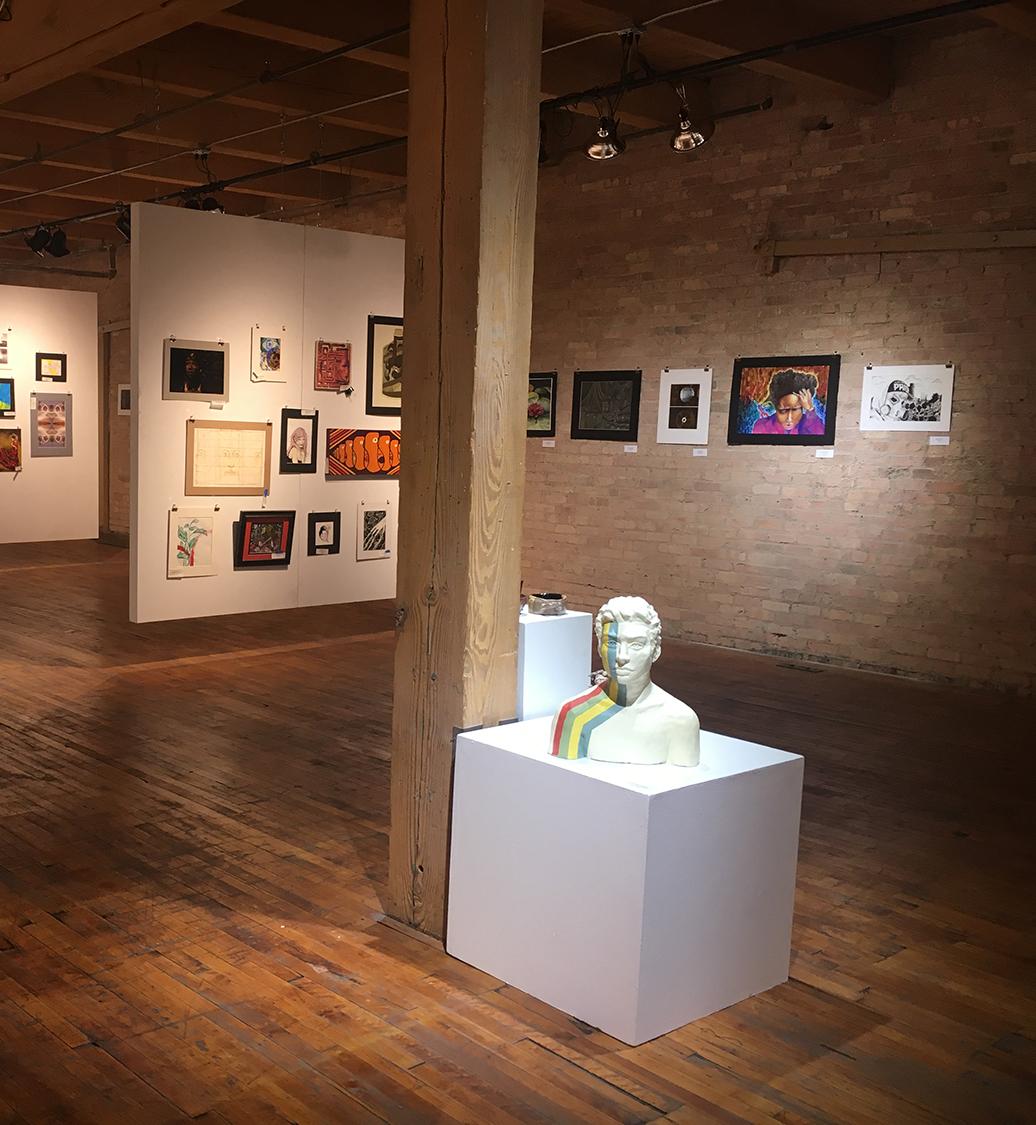 مرکز هنری بریج پورت