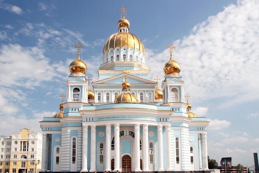 کلیسای جامع سنت تئودور اوشاکف | سارانسک