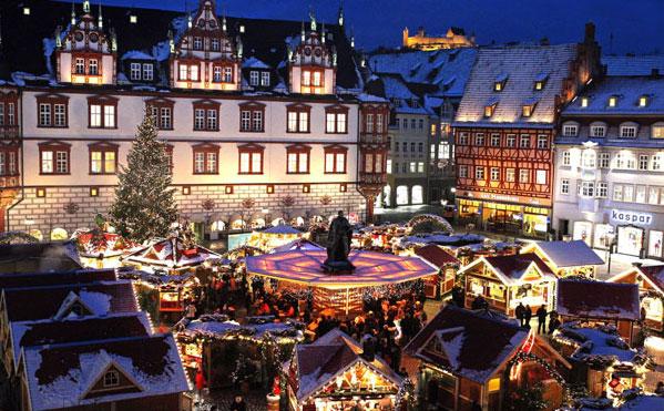 آداب و رسوم بازار کریسمسی آلمان | فروش بلیط هواپیما به مقصد آلمان