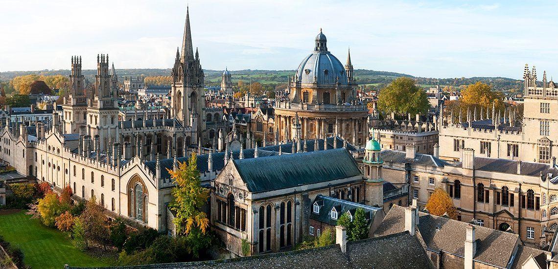 جاذبه های گردشگری آکسفورد |