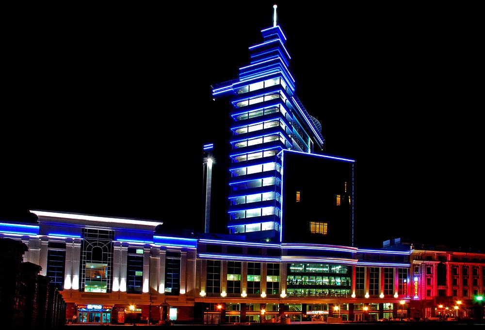 هتل گراند کازان