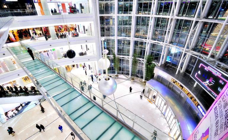 سفر به کره جنوبی - مرکز خرید
