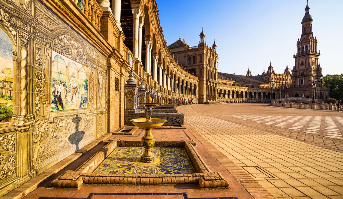 اسپانیا شبه جزیره مینیاتوری اروپا