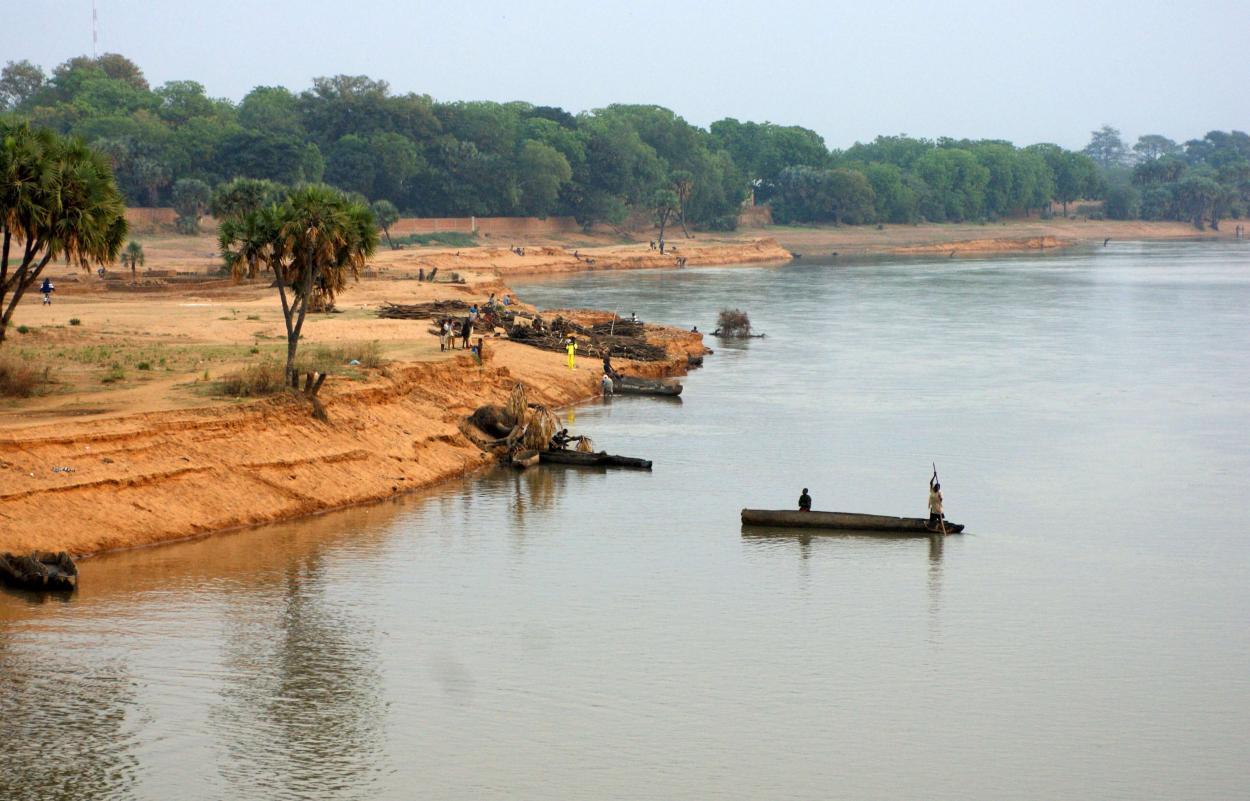 دریاچه چاد| چاد