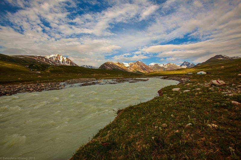 آلتای ۵ مغولستان