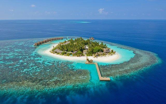 جزیره باروس| مالدیو