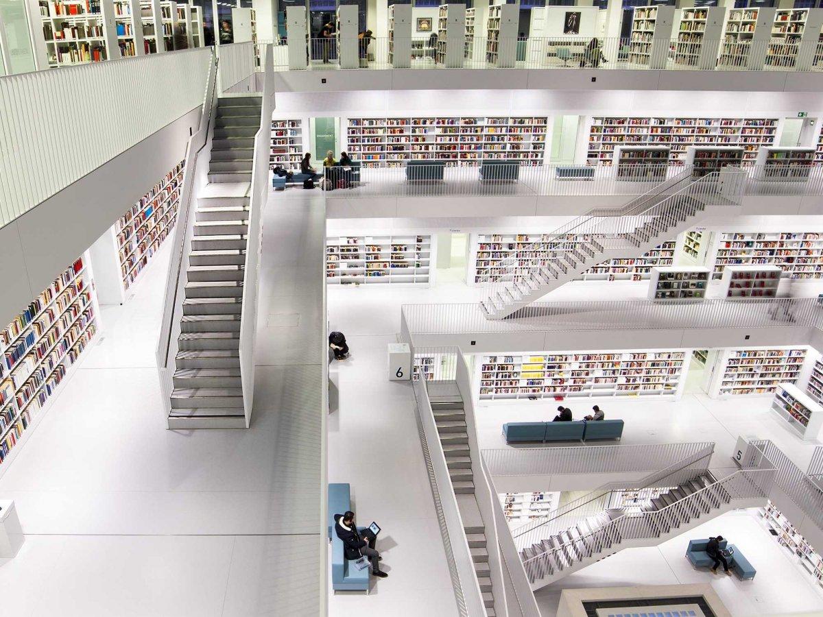 کتابخانه آلمان