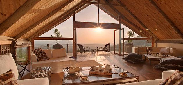 اقامتگاه لوکس کمپ سافاری کوتار| کنیا