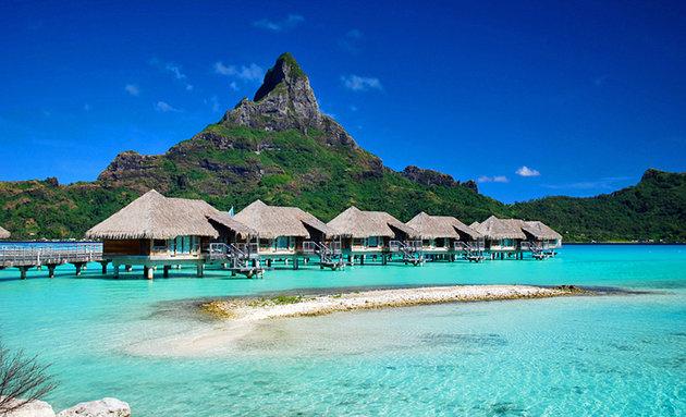 جزیره بورا بورا| تاهیتی