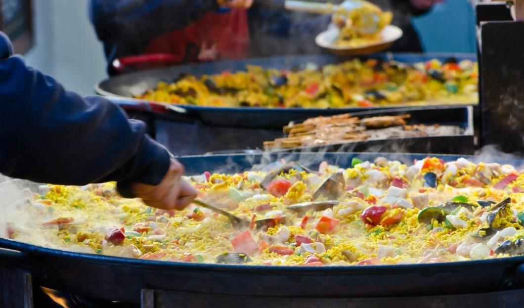 بارسلونا اسپانیا گیاهخوار