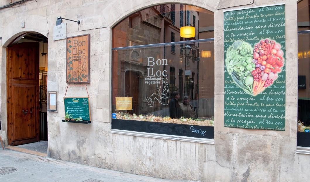 پالما دومالورکا اسپانیا گیاهخوار