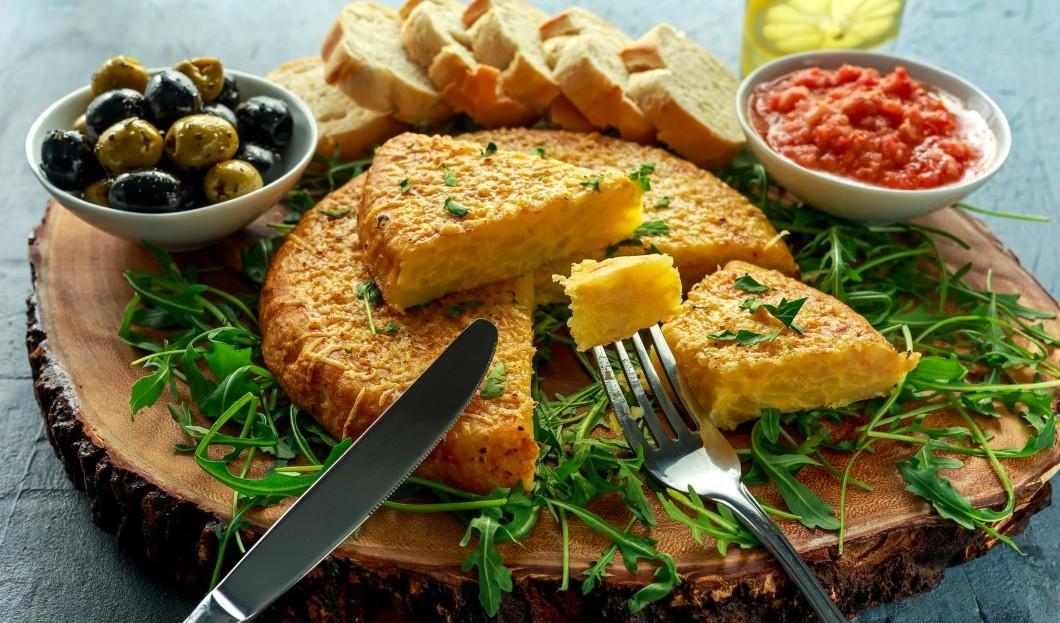 سن سباستین اسپانیا گیاهخوار