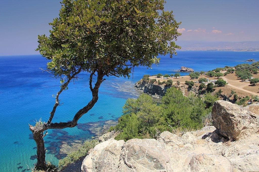 جزیره ماناجین | قبرس