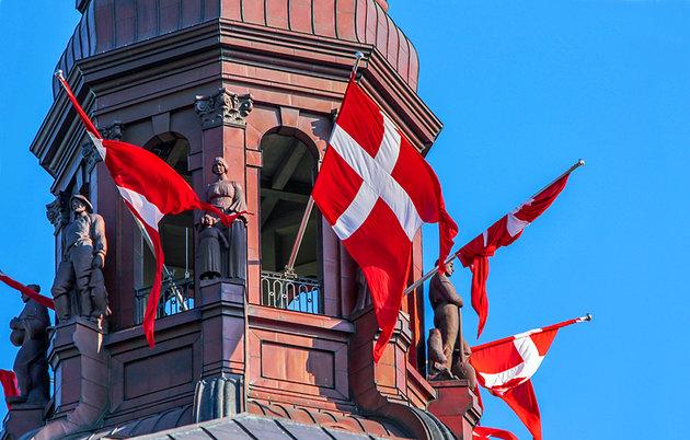 زیبایی های طبیعت کشور دانمارک