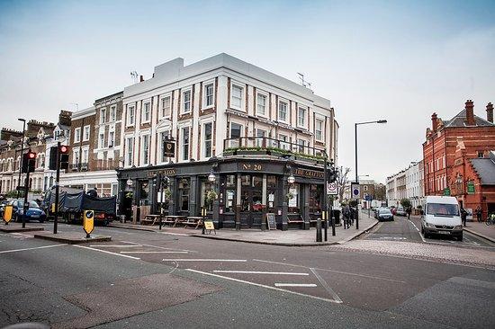 بوتیک هتل های لندن - کمدن
