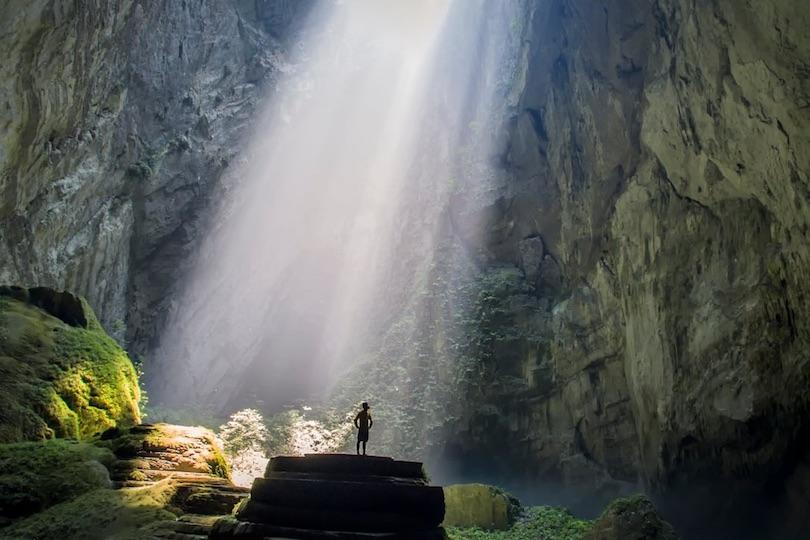 غار هانگ سان دونگ  ویتنام