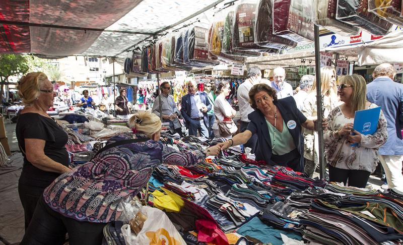 بازار الخیروس   والنسیا