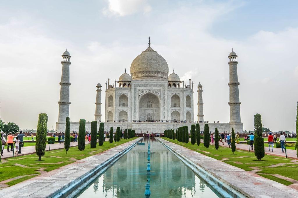 تاج محل هند | عکاسی