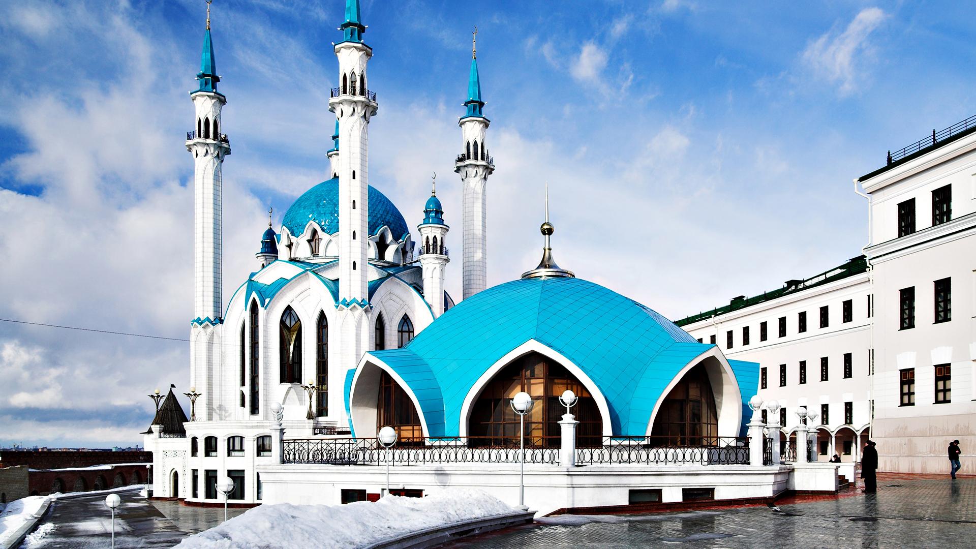 مسجد کرملین