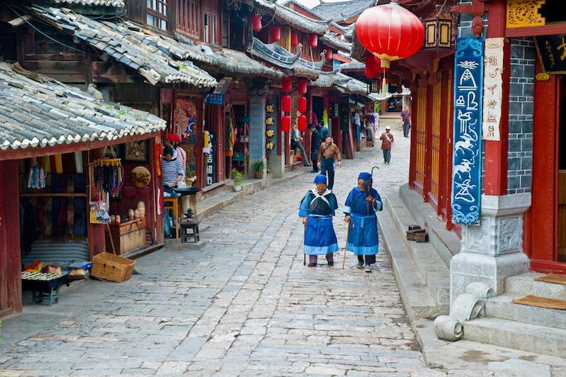 شهر باستانی لیجیانگ چین