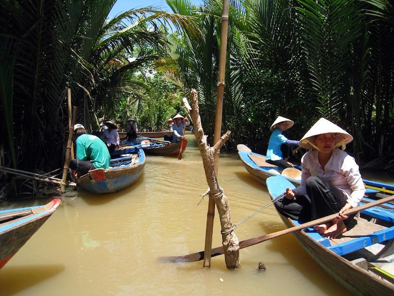 دلتای مِکانگ  ویتنام