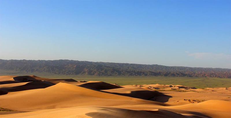 صحرای گبی مغولستان