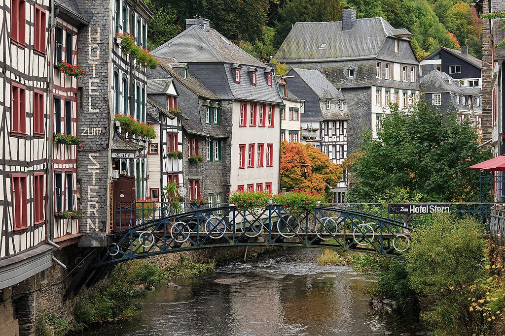 مکان رمانتیک و ارزان در آلمان   مونشاو