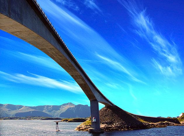جاده اقیانوس اطلس| نروژ