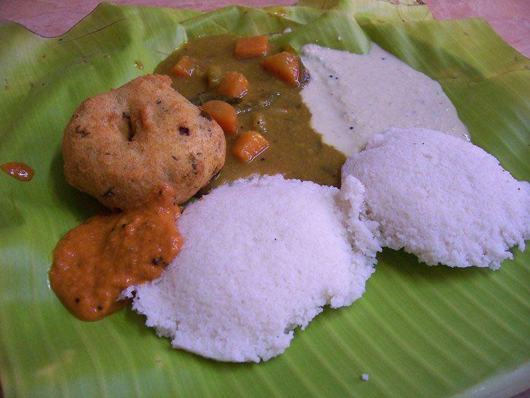 صبحانه هندوستان