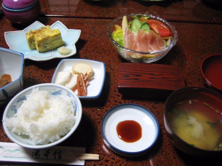 صبحانه ژاپن