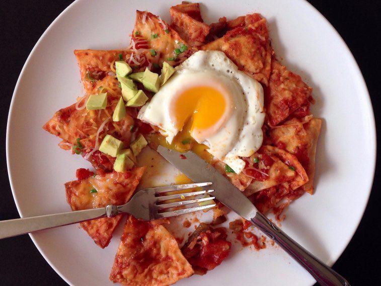 صبحانه مکزیک
