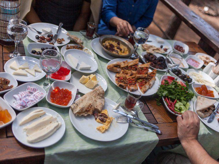 صبحانه ترکیه