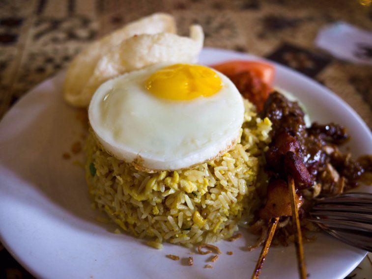 صبحانه اندونزی