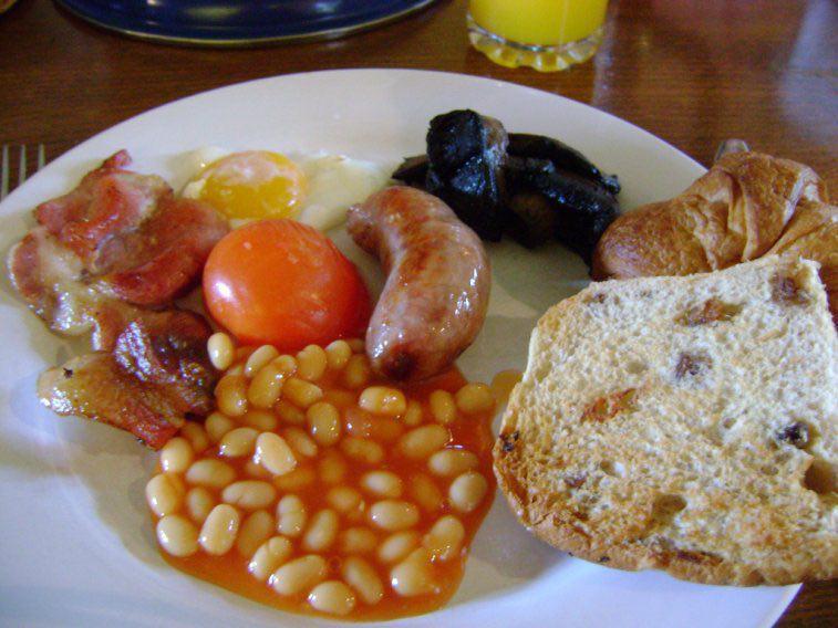صبحانه انگلیس