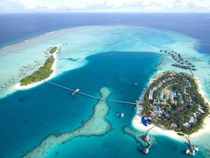 جزیره رانگالی| مالدیو