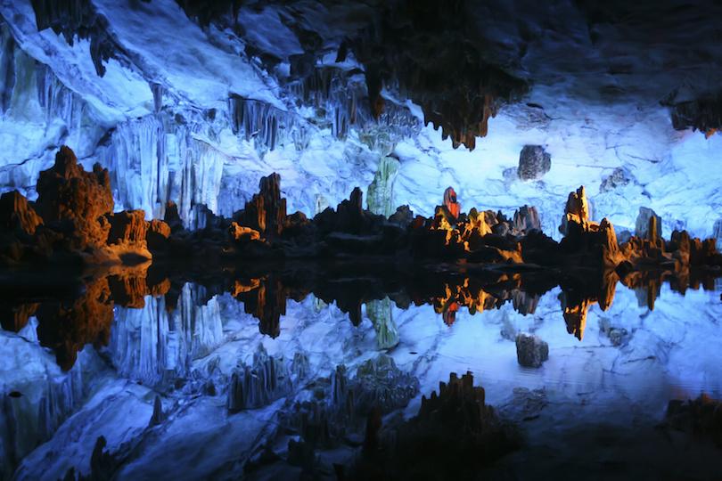 غار فلوتی|چین