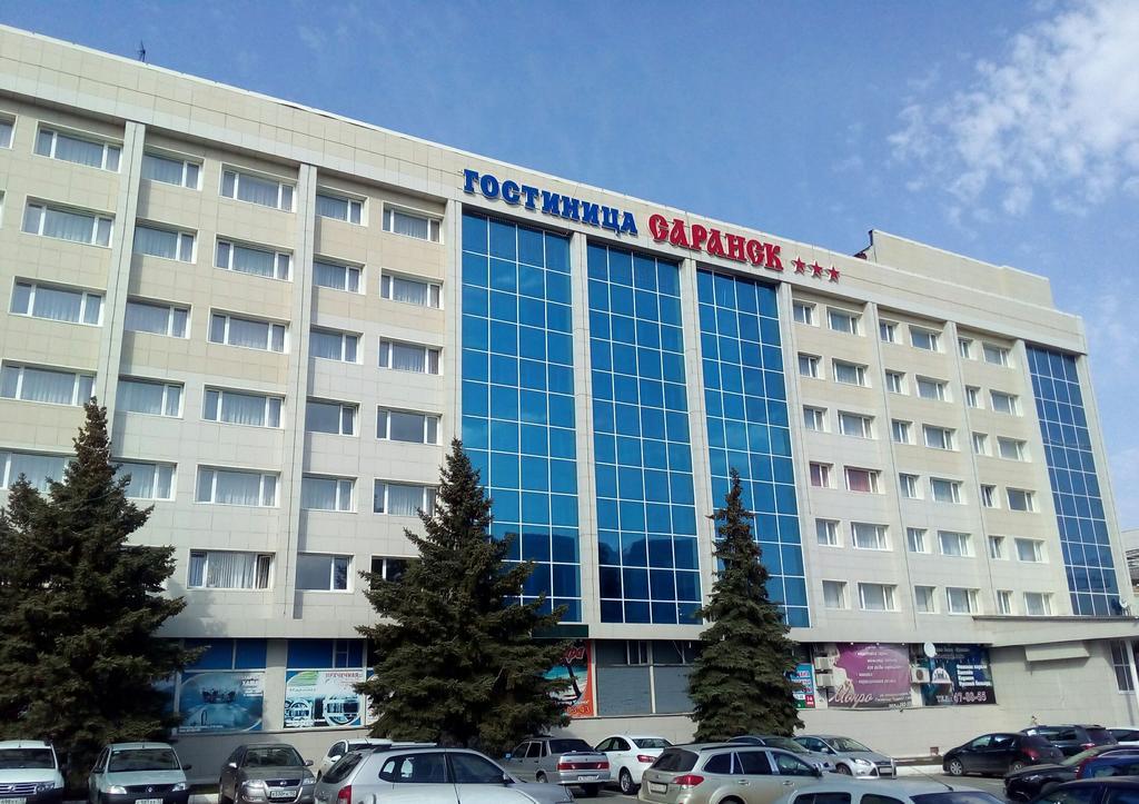 هتل سارانسک