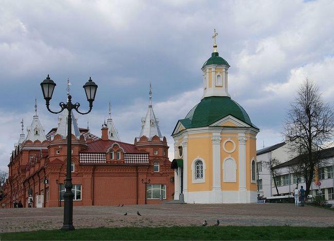 میدان کراسناگورسکایا | روسیه