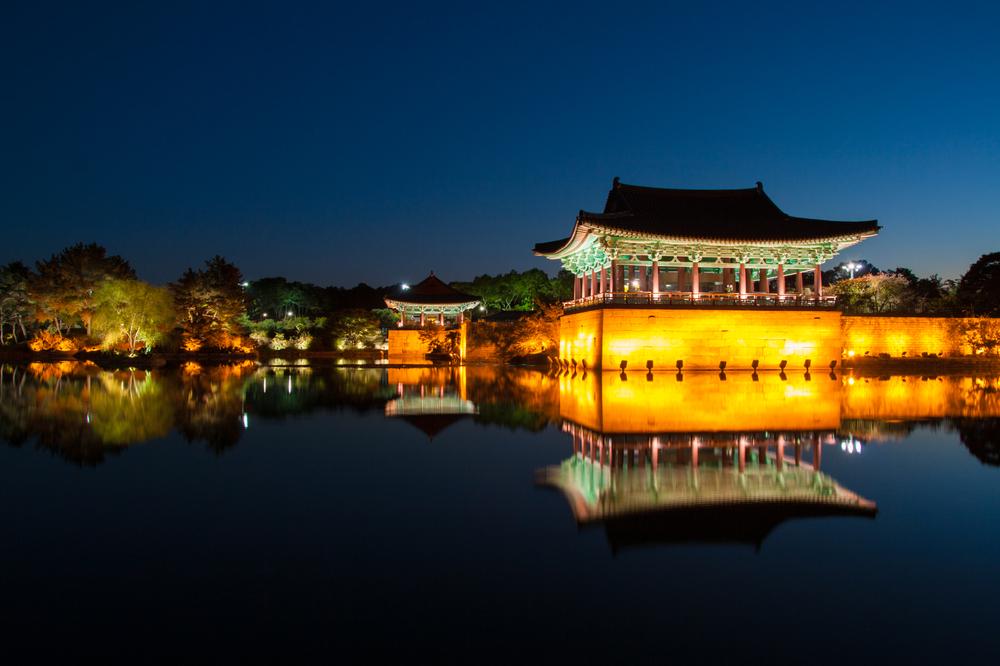 بهترین شهرهای کره جنوبی - گیونگ جو