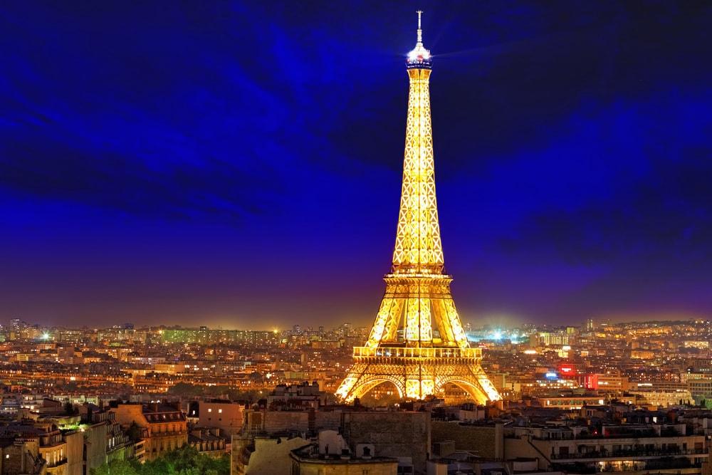 برج ایفل پاریس | عکاسی