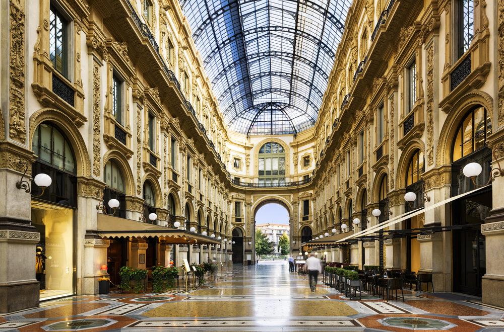سفر به میلان