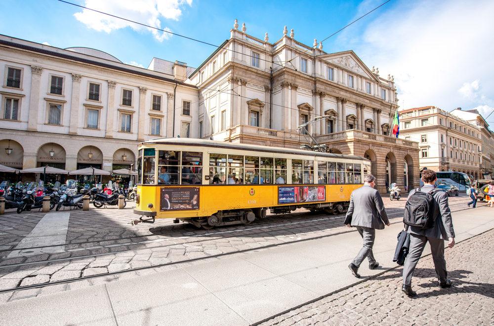 بلیط وسایل نقلیه عمومی | میلان