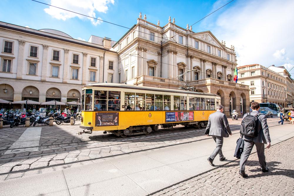 بلیط وسایل نقلیه عمومی   میلان