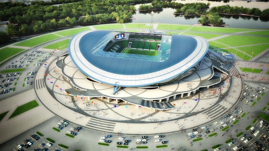 ورزشگاه کازان آرنا